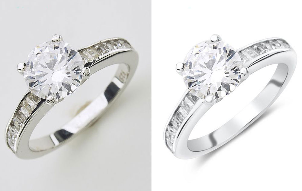Best jewelry photo editing service company