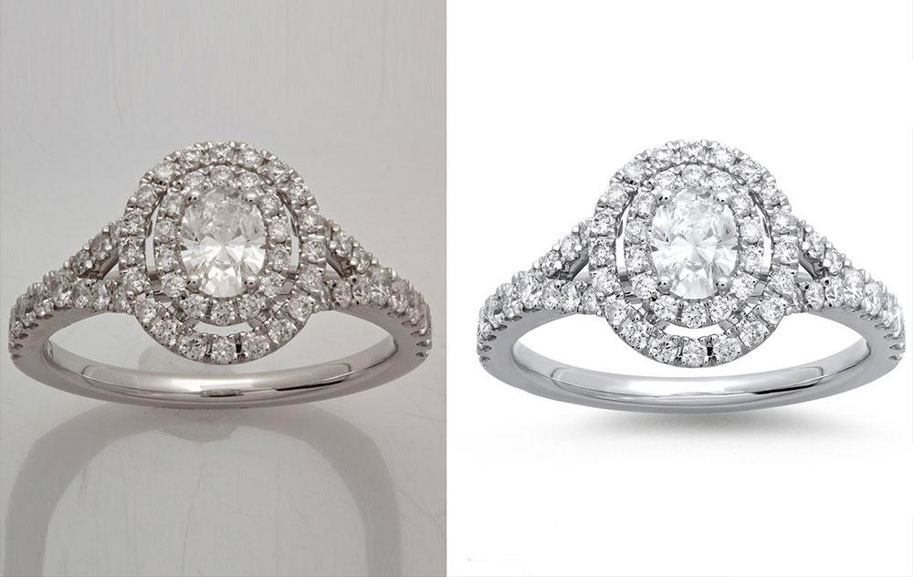 Jewelry photo retouch online