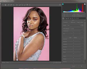 Portrait Picture Editing