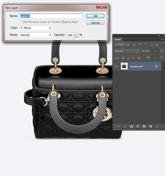 Adobe Lightroom Background remove