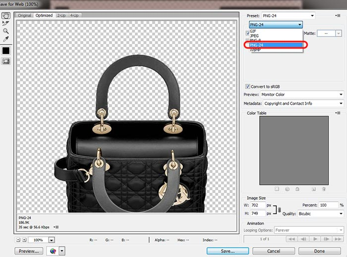 Adobe Lightroom Ecommerce photo editing services